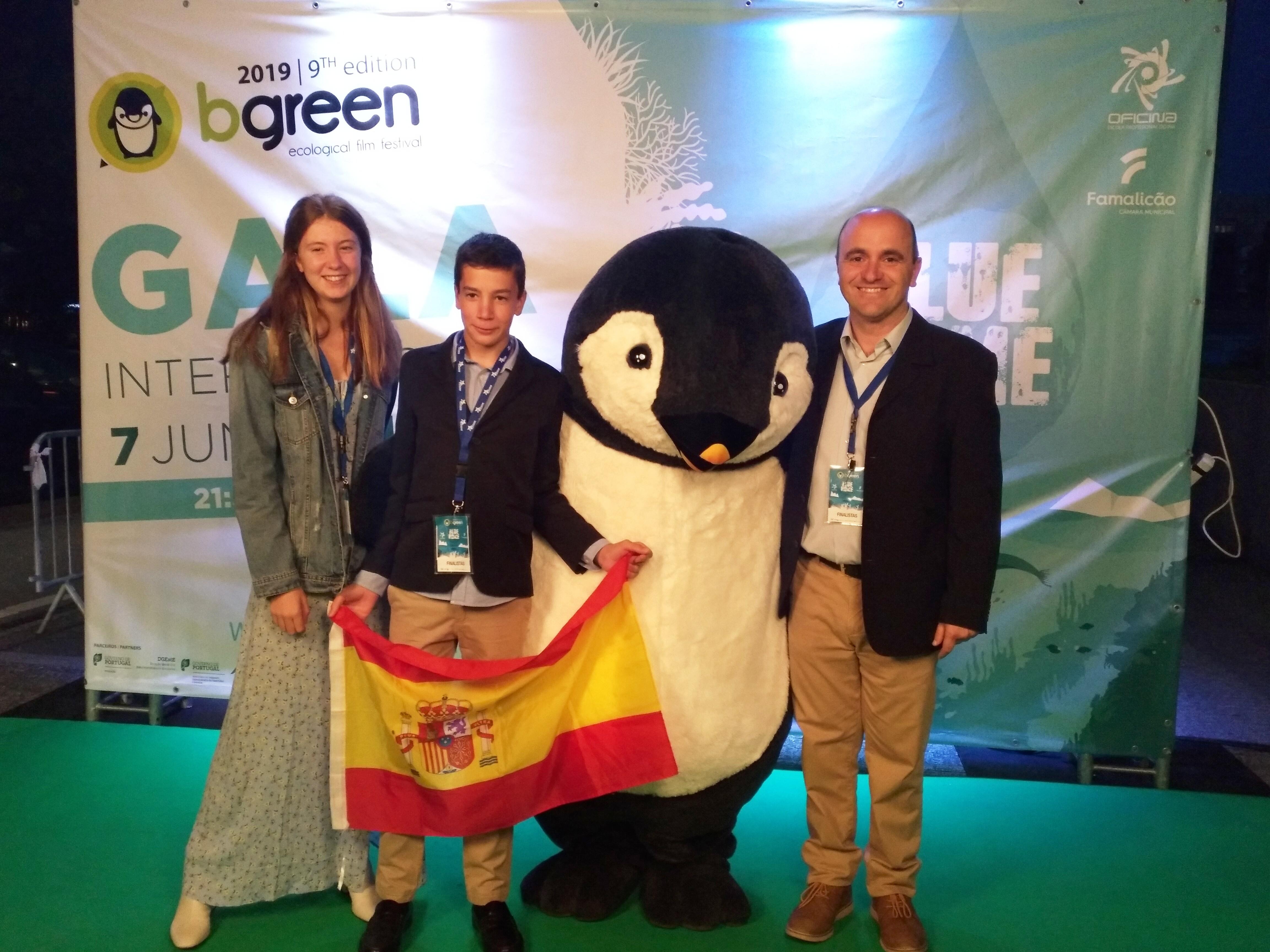 Finalistas no Bgreenfestival de Portugal