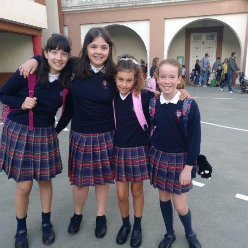 Alumnas do Colexio
