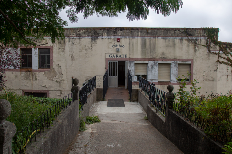 Centro Gárate