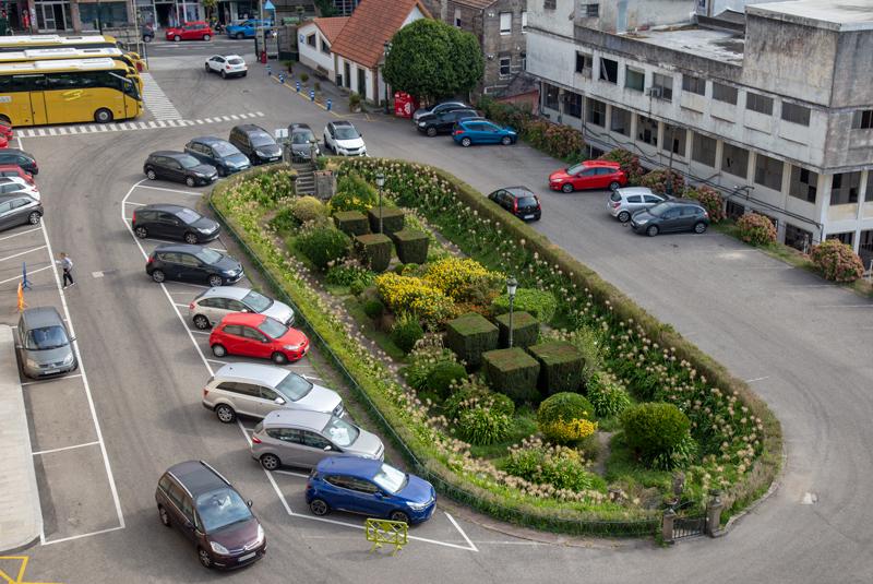Parking principal