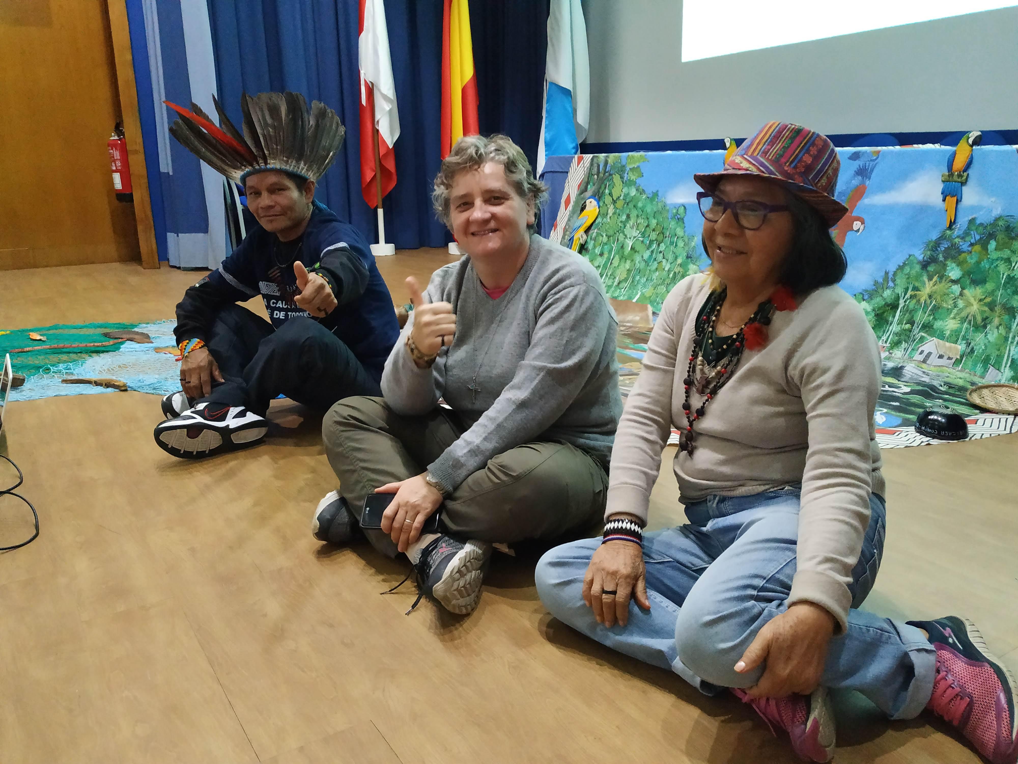 A Amazonía enche de vida e cor ao alumnado de Primaria
