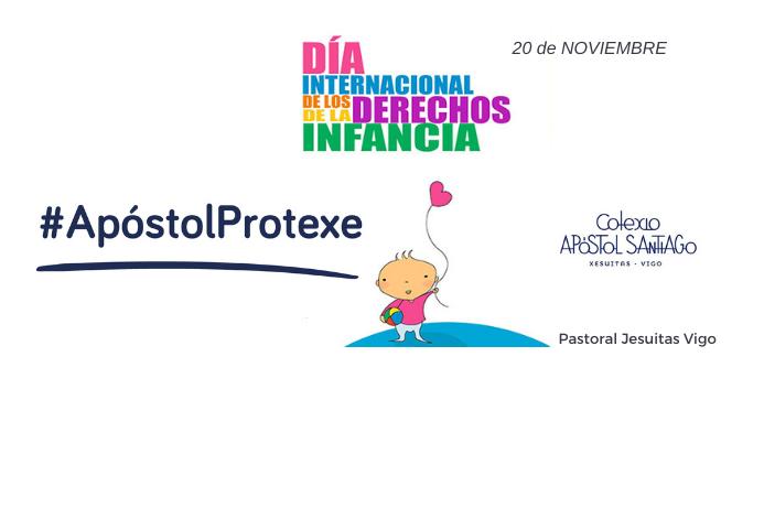 Trabajamos el verbo acoger en el Día de los derechos de la Infancia