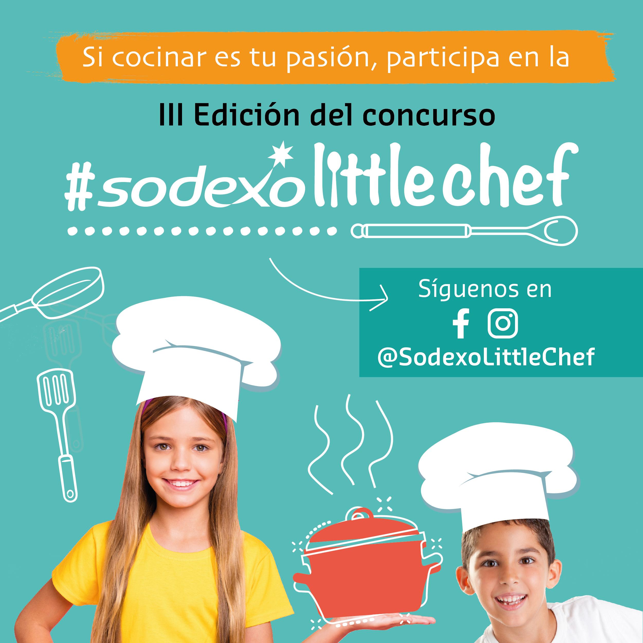 Concurso de receitas Little Chef para alumnado de Primaria