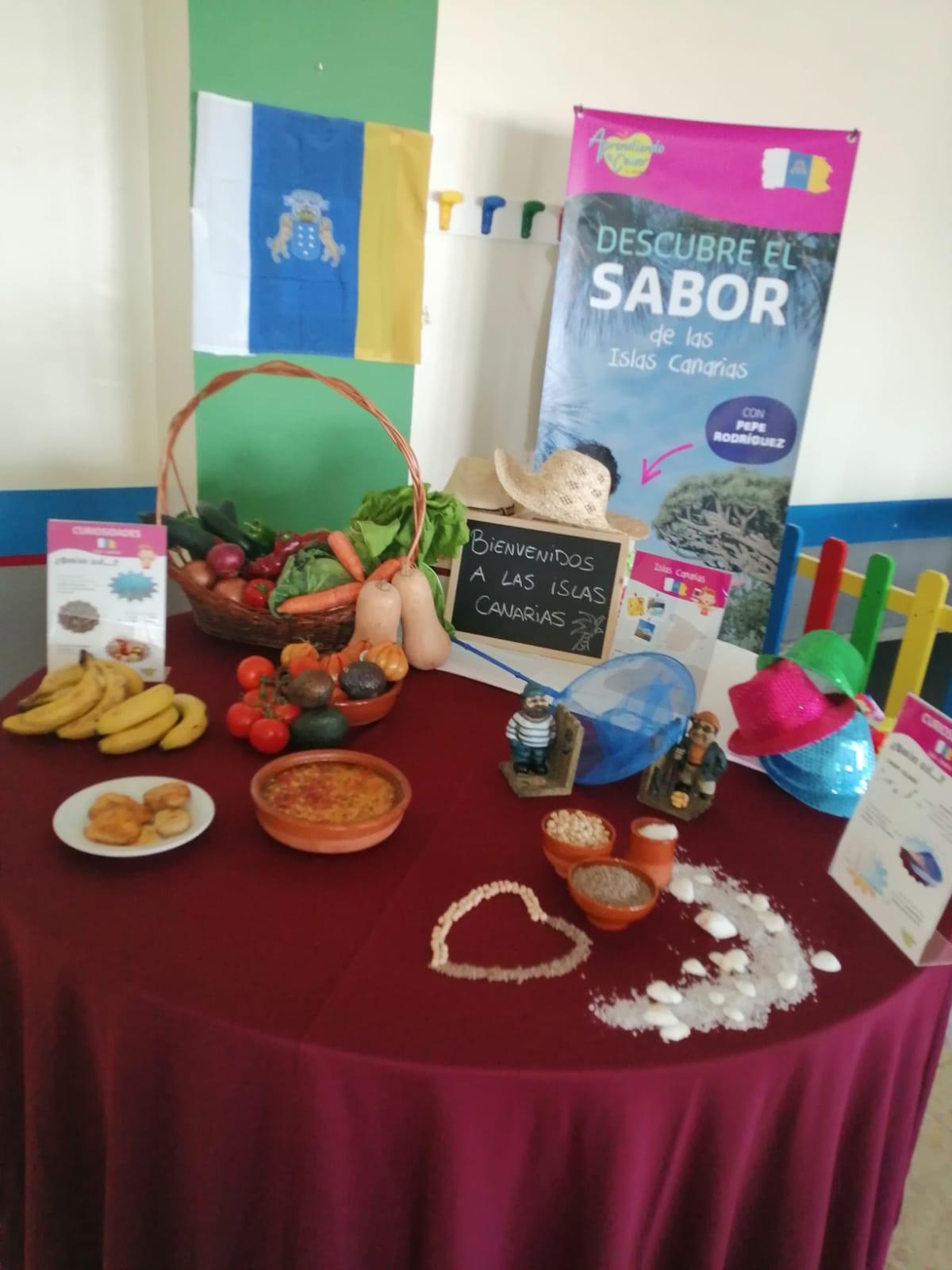 Xornada gastronómica das Illas Canarias