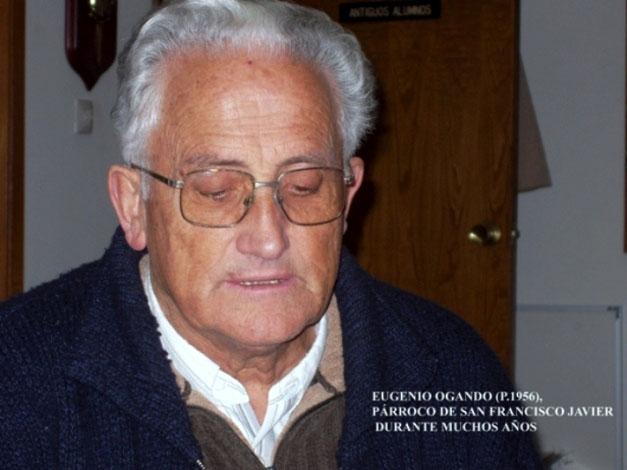 Adeus o pai Ogando, xesuíta referente no barrio de Teis e no Colexio
