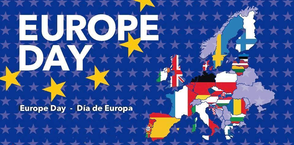 Celebramos o Día de Europa