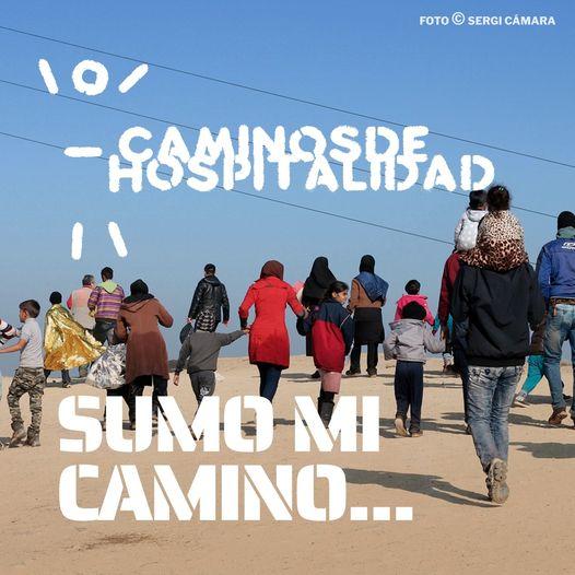 Hospitalidade 2021: camiñamos polas persoas refuxiadas